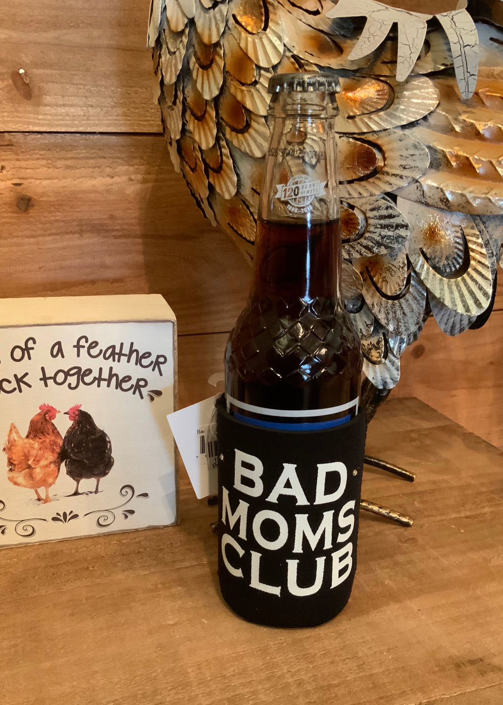 Bad Moms Club Koozie