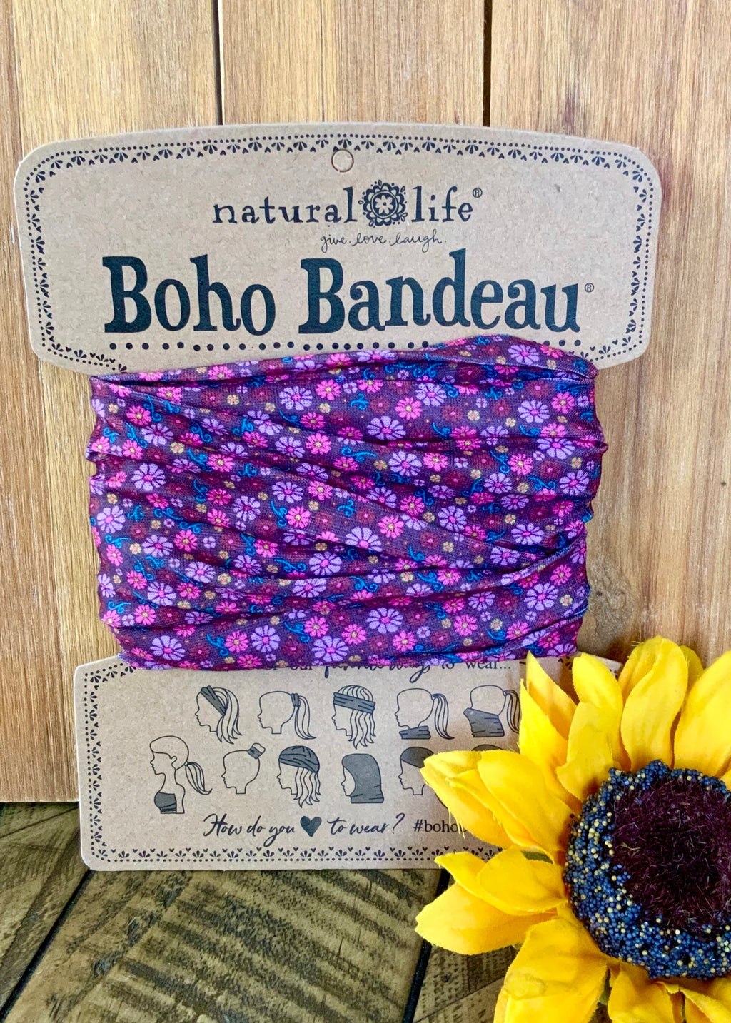 70's Girl Full Boho Bandeau