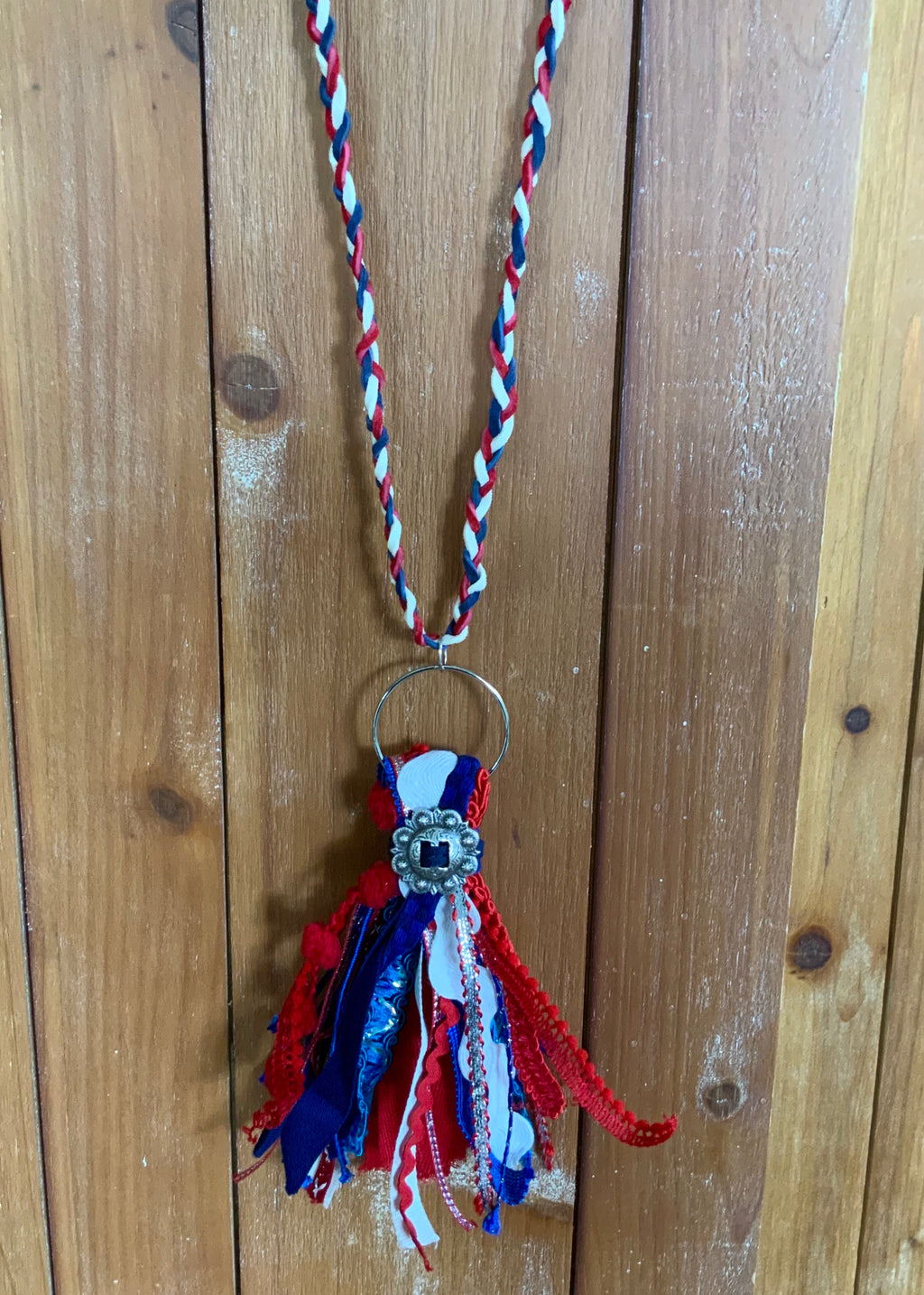 American Cowgirl Necklace