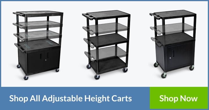 adjustable heights