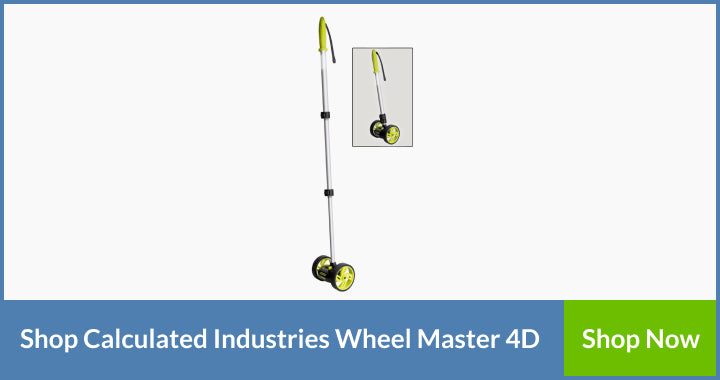 Calculated Industries Wheel Master 4D