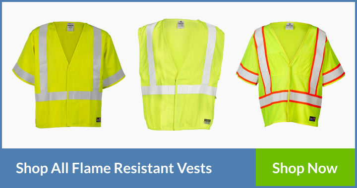 Flame-Resistant Vests