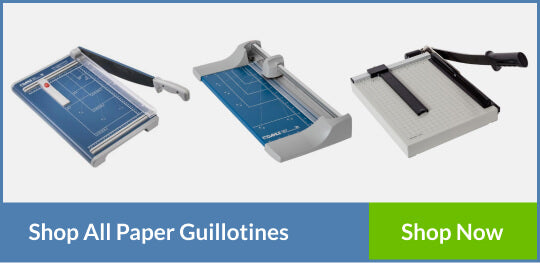 Paper Guillotines