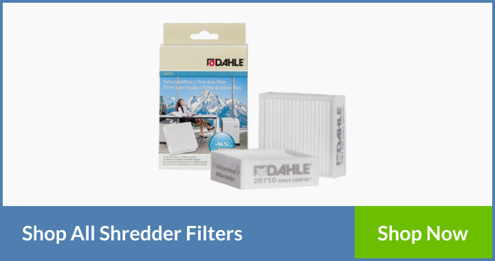 Shredde Filters