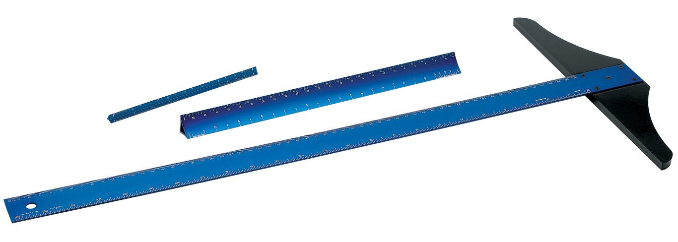 AlumiColor Standard Architect Set (Blue) - 3705-5