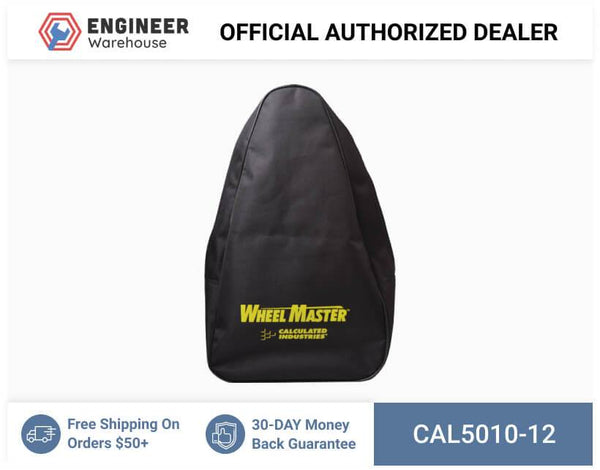 Calculated Industries Backpack Carry Case for Wheel Master Pro and Wheel Master Classic - 5010-12