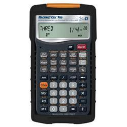 Calculated Industries Machinist Calc Pro Advanced Machining Math and Reference Tool - 4087