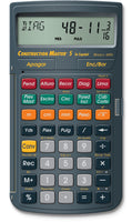 Calculated Industries Construction Master 5 Calculator En Espanol - 4054