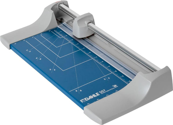 "Dahle Personal Rolling Trimmer with 12 1/2"" Cut Length - 507"