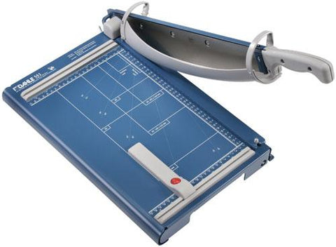 "Dahle Premium Series Guillotine with 14 1/8"" Cut Length - 561"