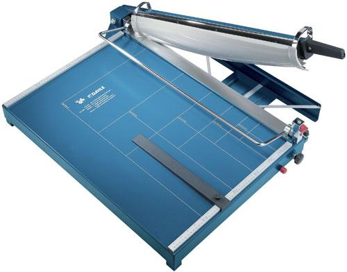"Dahle Premium Series Guillotine with 21 5/8"" Cut Length - 567"