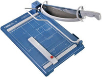 "Dahle Premium Series Guillotine with 14 1/8"" Cut Length and Laser Guide - 564"