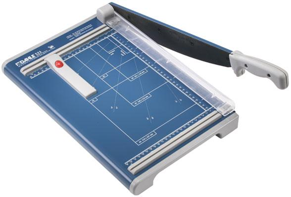 "Dahle Professional Series Guillotine with 13 3/8"" Cut Length - 533"