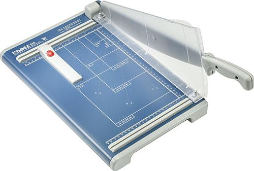 "Dahle Professional Series Guillotine with 13 3/8"" Cut Length - 560"