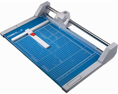"Dahle, Professional Rolling Trimmer, Cut Length 14"", 550"