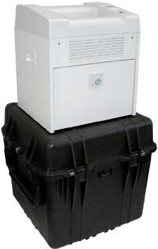 Dahle Rapid Deployment High-Security Shredder (For Government Use) - 20434ds