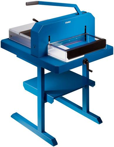 "Dahle 16"" Cut Length 500 Sheet Capacity Stack Cutter - 846"