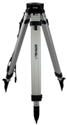 Dutch Hill Aluminum Contractors Tripod (Black) - DH01-012-BLK