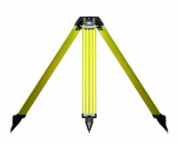 Dutch Hill Extended Length Surveyors Tripod w/ Aluminum Head - ELT3000A