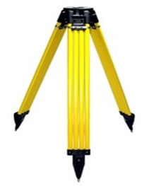 Dutch Hill Surveyors Tripod w/ Composite Head - GT2000