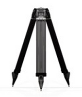 Dutch Hill Carbon Fiber Surveyors Tripod w/ Aluminum Head - GT2000CFA