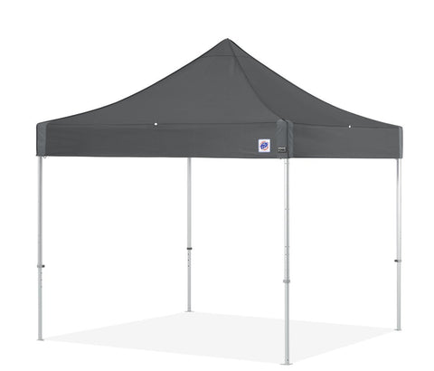 EZ Up - ENDEAVOR with Cover Bag - 10' x 10' - Steel Gray - ENDA10KSG