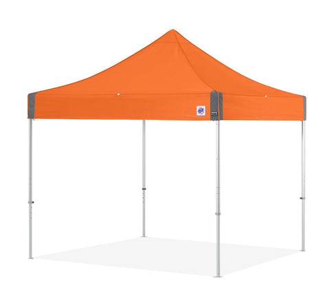EZ Up - ENDEAVOR with Cover Bag - 10' x 10' - Steel Orange - ENDA10KSO