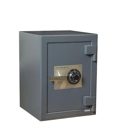 "Hollon Safe 20"" x 15"" x 15"" B-Rated Cash Safe (Gray) - B2015C"