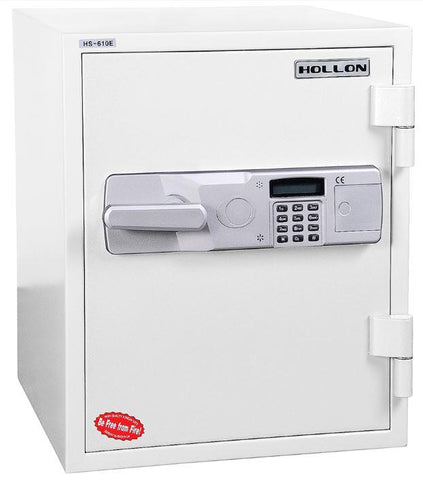"Hollon Safe 22 1/4"" x 18 1/4"" x 18 1/4"" 2 Hour Home Safe (White) - HS-610E"