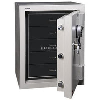 "Hollon Safe 27"" x 21"" x 20 1/2"" Jewelry Safe (White) - 685E-JD"