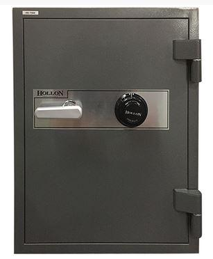 "Hollon Safe 27"" x 21""x 20 1/8"" 2 Hour Office Safe (Gray) - HS-750C"