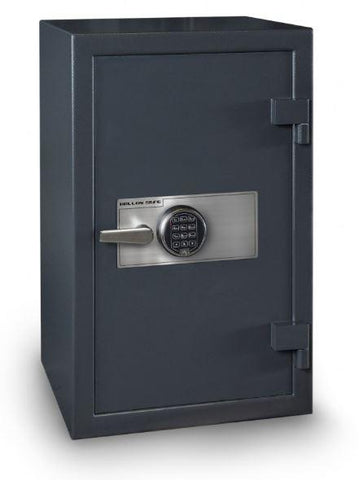 "Hollon Safe 32"" x 20"" x 20"" B-Rated Cash Safe (Gray) - B3220EILK"