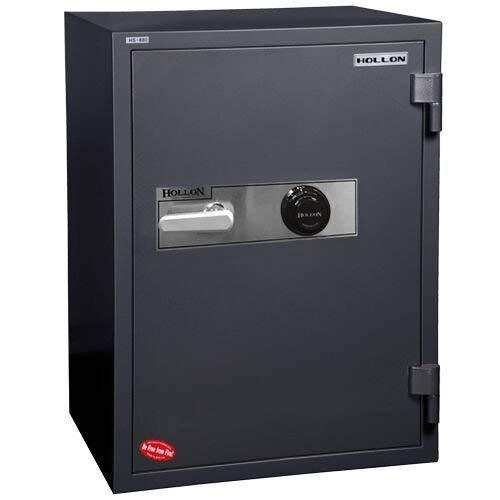 "Hollon Safe 32"" x 23 1/4""x 21 3/4"" 2 Hour Office Safe (Gray) - HS-880E"
