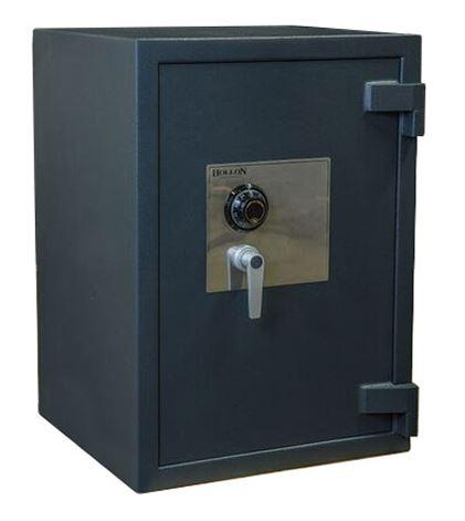 "Hollon Safe 33 1/2"" x 24"" x 22 1/2"" TL-15 Rated Safe (Gray) - PM-2819C"