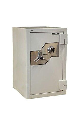 "Hollon Safe 33 1/4""x 21""x 22 1/2"" Jewelry Safe (White) - 845C-JD"