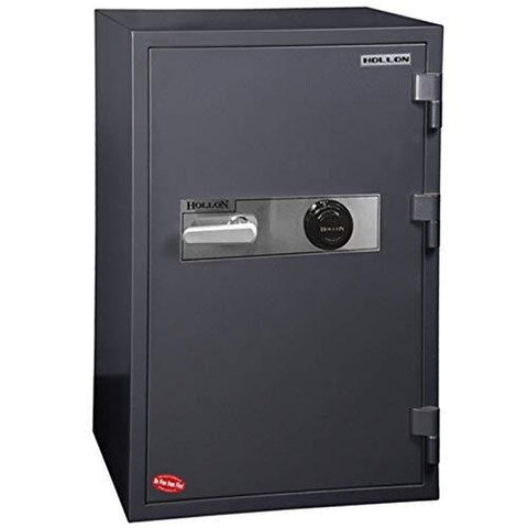 "Hollon Safe 36 1/2"" x 23 5/8"" x 21"" 2 Hour Office Safe (Gray) - HS-1000E"