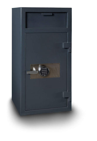 "Hollon Safe 40"" x 20"" x 20"" Depository Safe (Gray) - FD-4020E"