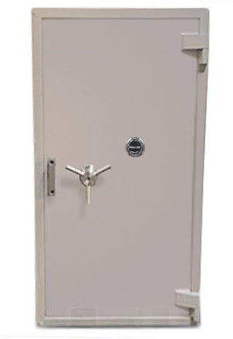 "Hollon Safe 55 1/4"" x 30"" x 24 1/4"" TL-15 Rated Safe (Gray) - PM-5024E"