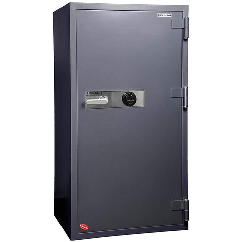 "Hollon Safe 59 3/4"" x 31 1/2"" x 25"" 2 Hour Office Safe (Gray) - HS-1600E"