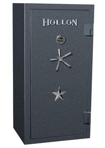 Hollon Safe 59 x 30 x 24 Republic Gun Safe Series (Charcoal) - 2 HOUR RG-22