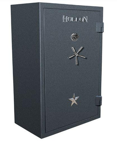 Hollon Safe 59 x 39 x 24 Republic Gun Safe Series (Charcoal) - 2 HOUR RG-39