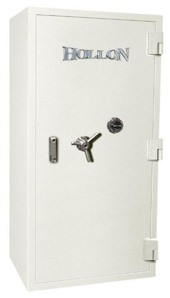 "Hollon Safe 63"" x 33"" x 26 1/2"" TL-15 Rated Safe (White) - PM-5826C"