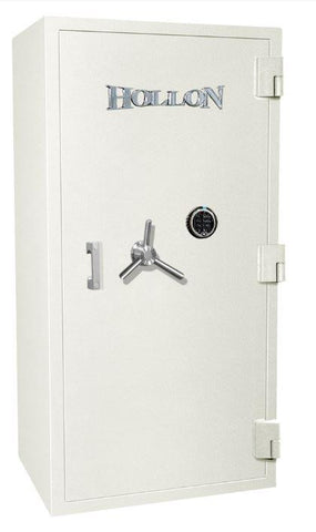 "Hollon Safe 63"" x 33"" x 26 1/2"" TL-15 Rated Safe (White) - PM-5826E"