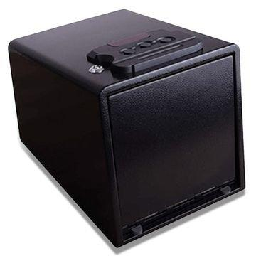 Hollon Safe 8 5/8 X 9 X 11 3/4 Pistol Safe (Black) - PB20