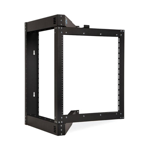 Kendall Howard 12U Phantom Class Open Frame Swing-Out Rack - 1915-3-800-12