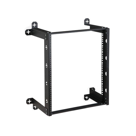 "Kendall Howard 12U V-Line Wall Mount Rack - 12"" Depth - 1915-3-300-12"