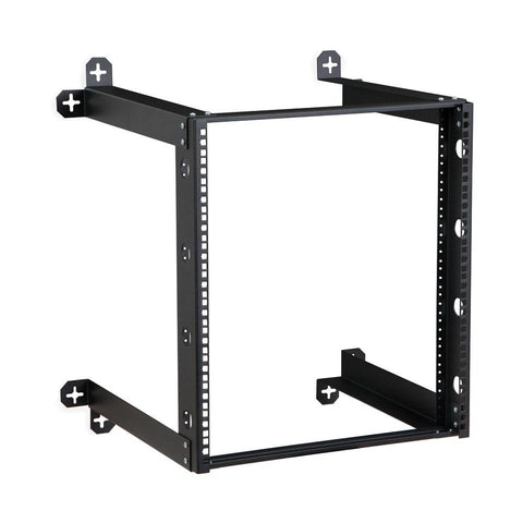 "Kendall Howard 12U V-Line Wall Mount Rack - 18"" Depth - 1915-3-301-12"