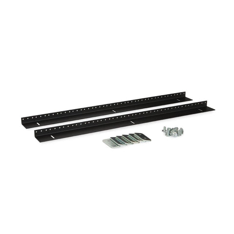 Kendall Howard 15U LINIER Wall Mount Vertical Rail Kit - 10-32 Tapped - 3150-3-002-15