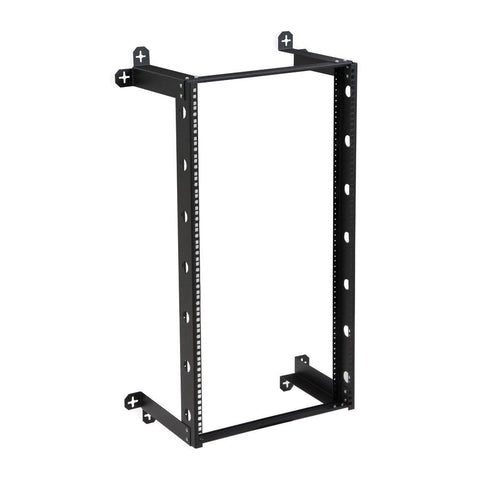 "Kendall Howard 21U V-Line Wall Mount Rack - 12"" Depth - 1915-3-300-21"
