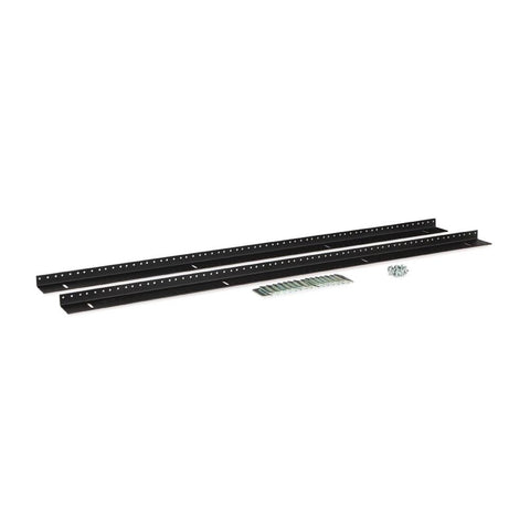 Kendall Howard 22U LINIER Server Cabinet Vertical Rail Kit - 10-32 Tapped - 3160-3-002-22
